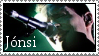Jonsi Stamp by iamadem