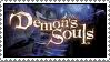 Demon's Souls stamp by iamadem