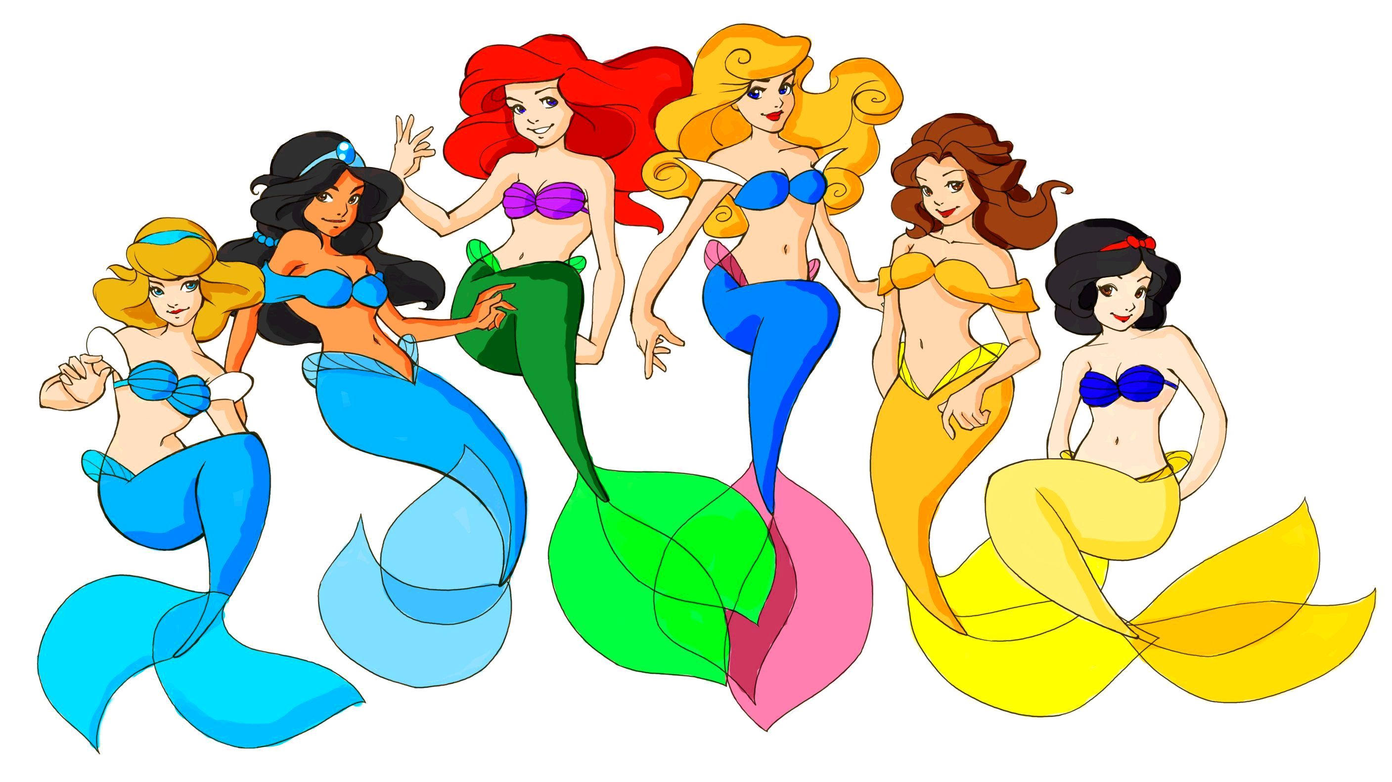 loish disney mermaids colour by jormungander loish disney mermaids colour by jormungander