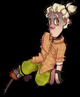 Stanky Boy by BooTheRakun