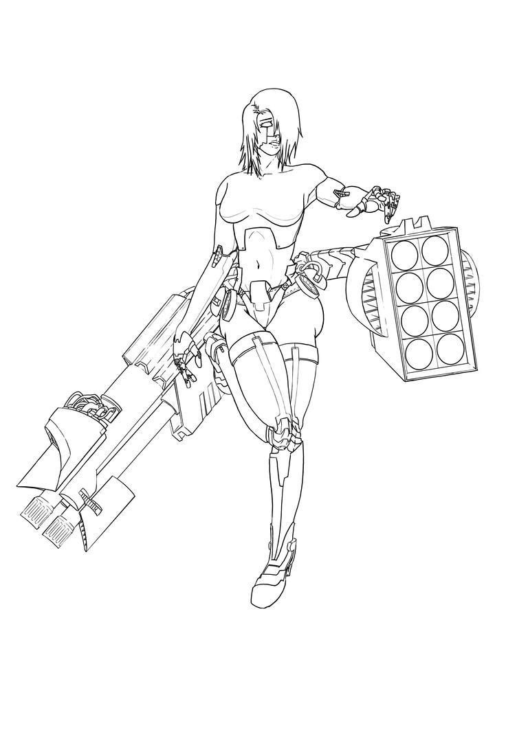 Character Design Challenge Deviantart : Humanoid character design challenge by martian prjct on
