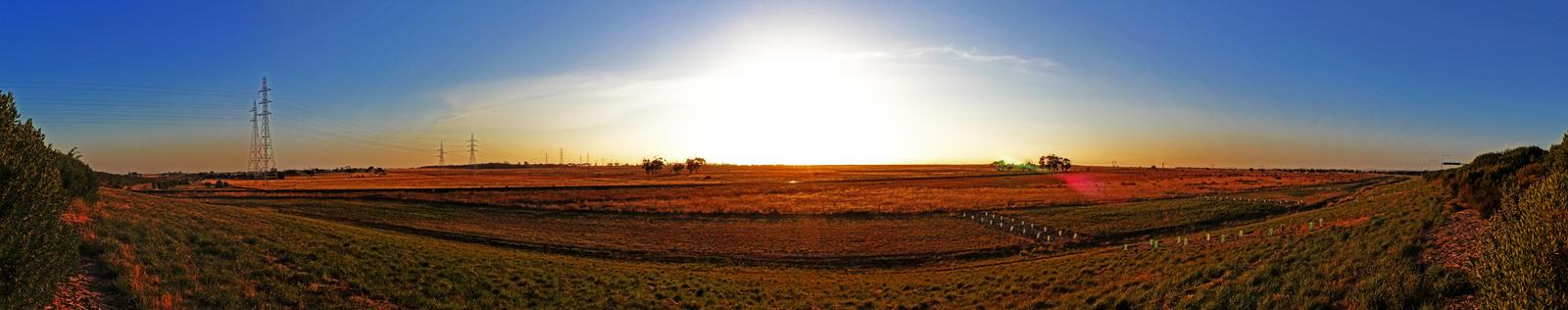 Melton sunset by WIIGII