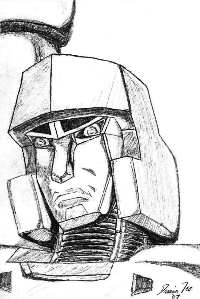 A Tyrant, Dictator, Conqueror by WIIGII