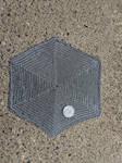 Chainkerchief - SS 20ga 1/8in - Flat