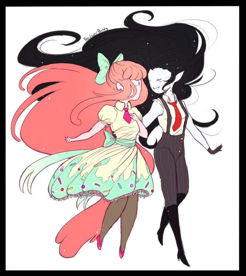Princess bubblegum and marceline dating site 3
