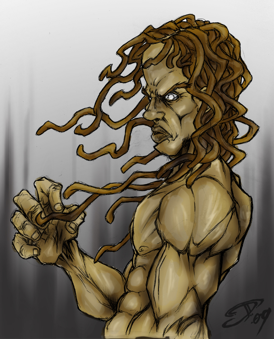 Cartoon Characters With Dreads : Dreads by raikoh on deviantart