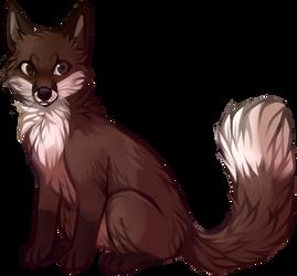 smol fox