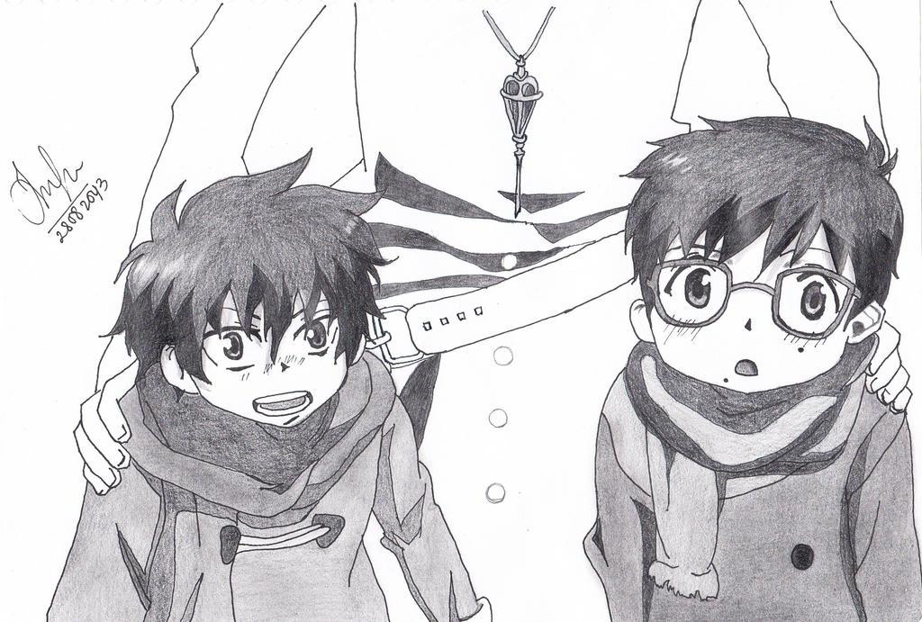 Okumura Brothers by intankomara