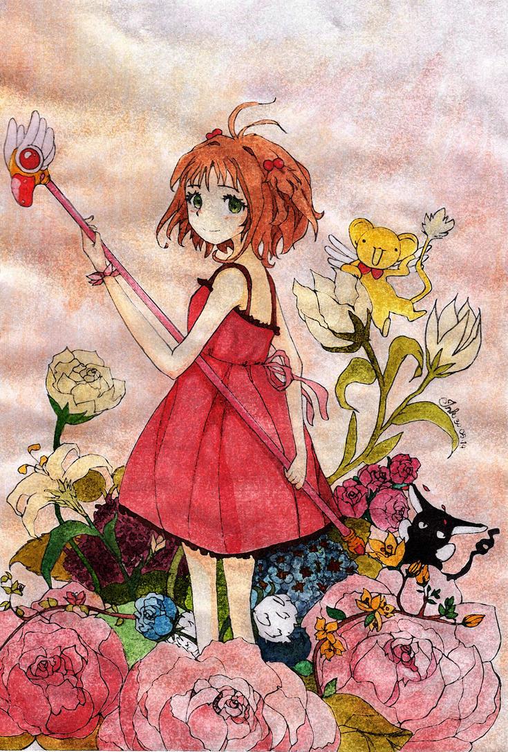 Cardcaptor Sakura by intankomara