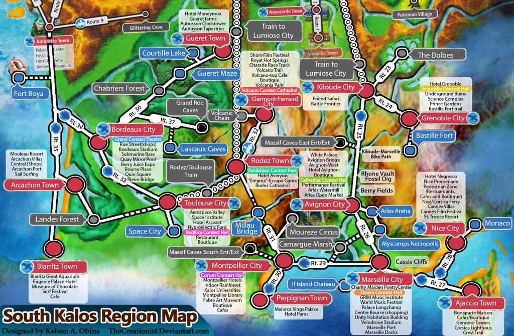 South Kalos map by ScionStorm on DeviantArt