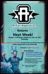 Animorphs Chapter 3 Flyer