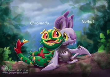 Chromodo Meets Noibat