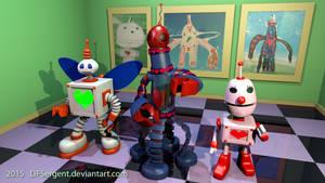 2nd Grade Robot Designs
