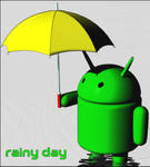 G-Droid Rainy Day