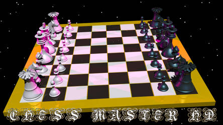 Chess MAster HD by b3lz3bu