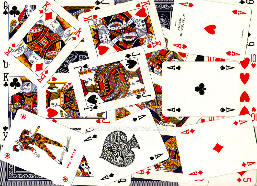 Play Cards by b3lz3bu