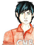 Percy Jackson Draw