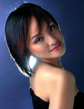 Asian Face 3
