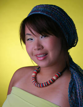 Asian Face 4