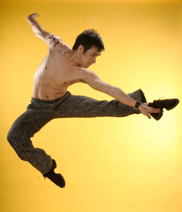 Dancer 8 by b-e-c-k-y-stock
