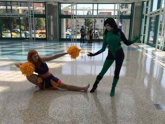 Shego by MsPepperPotts