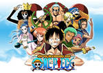 One Piece Chancil's edition