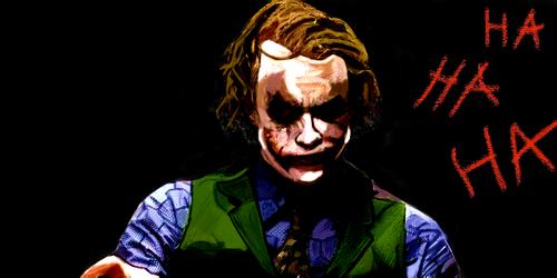 The Dark Knight- Joker