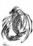 Tribal Dragon 4