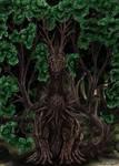 The dragon of plants
