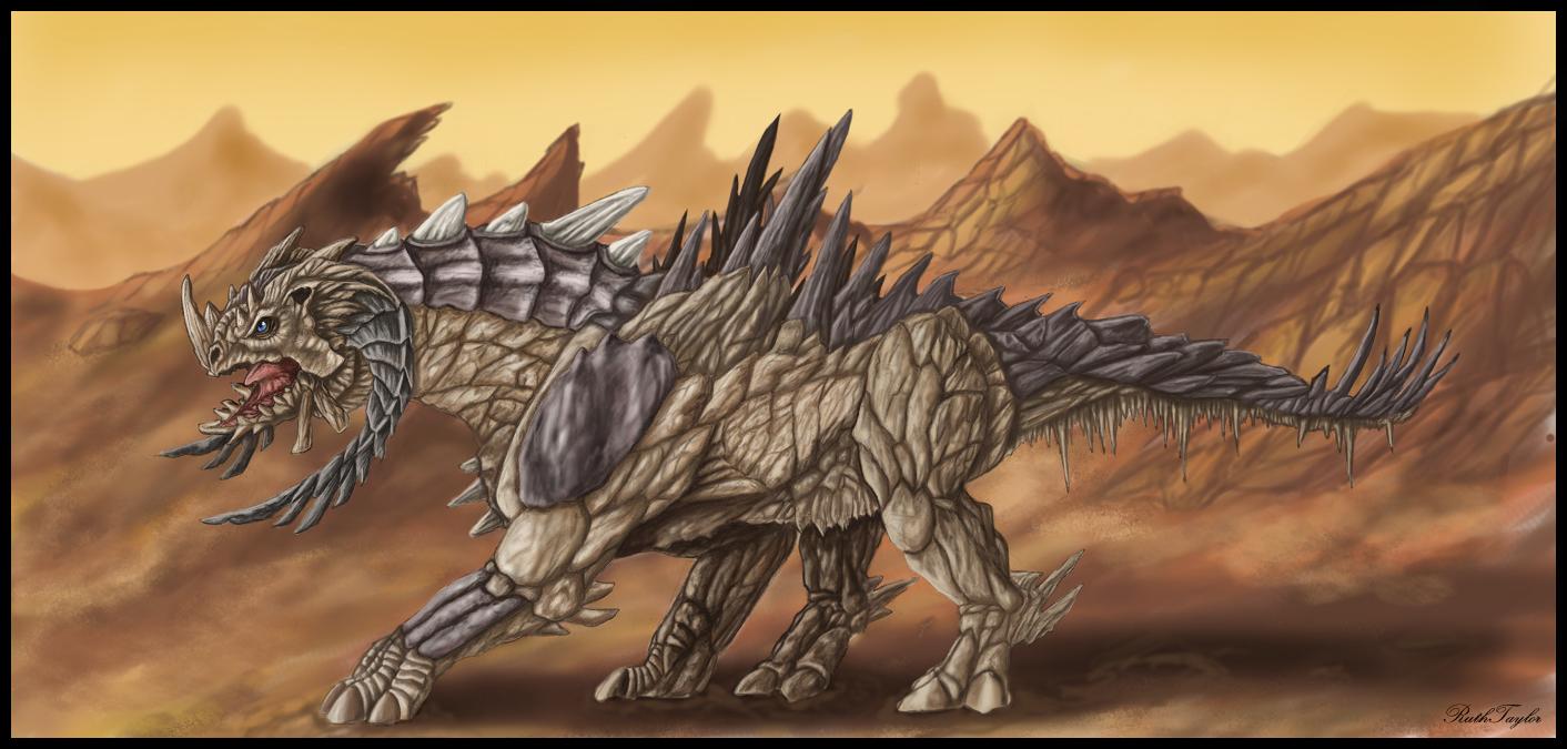 Lesser Elemental Dragons - Onyx Path Forums