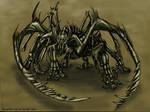 Bug Queen concept