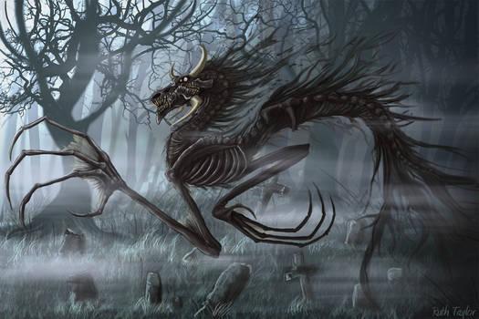 Dragon of spirits