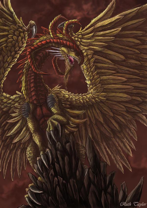 The Dragon of Wisdom