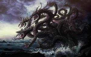 Hydra by Ruth-Tay
