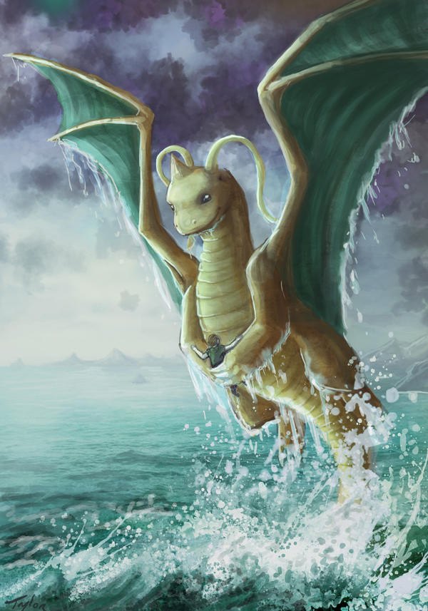 My Quest across the Shoda Region! Dragonite_by_Ruth_Tay