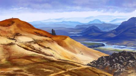 Landmannalaugur by Ruth-Tay