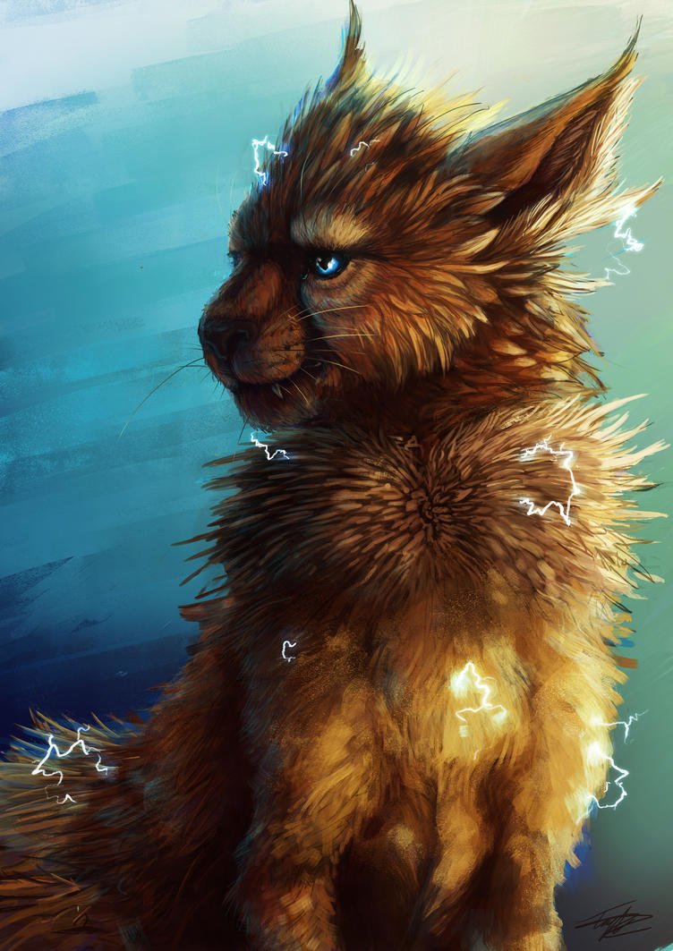 Jolteon by Ruth-Tay