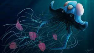 Tentacruel by Ruth-Tay