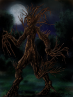 The Walk of the Ent by Ruth-Tay