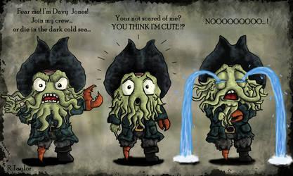 Little Davy Jones... Is Cute?