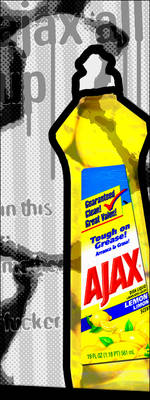 AJAX Household Cleaner