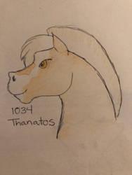 1034 Thanatos by SparkyShinobi