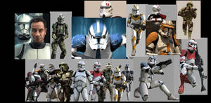 Clone troopers phase 2 armor