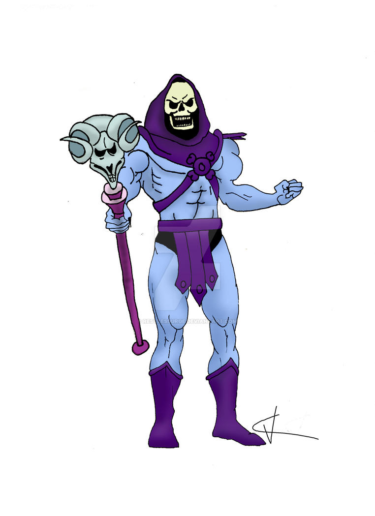 Skeletor by RestlessUrge
