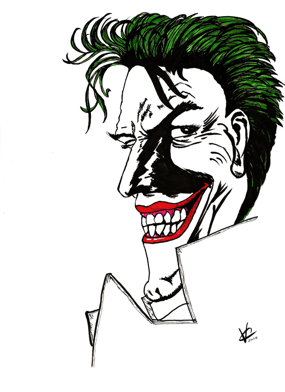 Joker by RestlessUrge