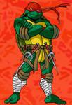 TMNT neo Raphael