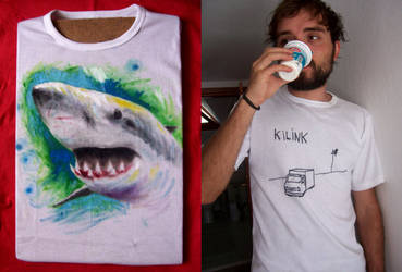 home-made tshirts by frigohouse