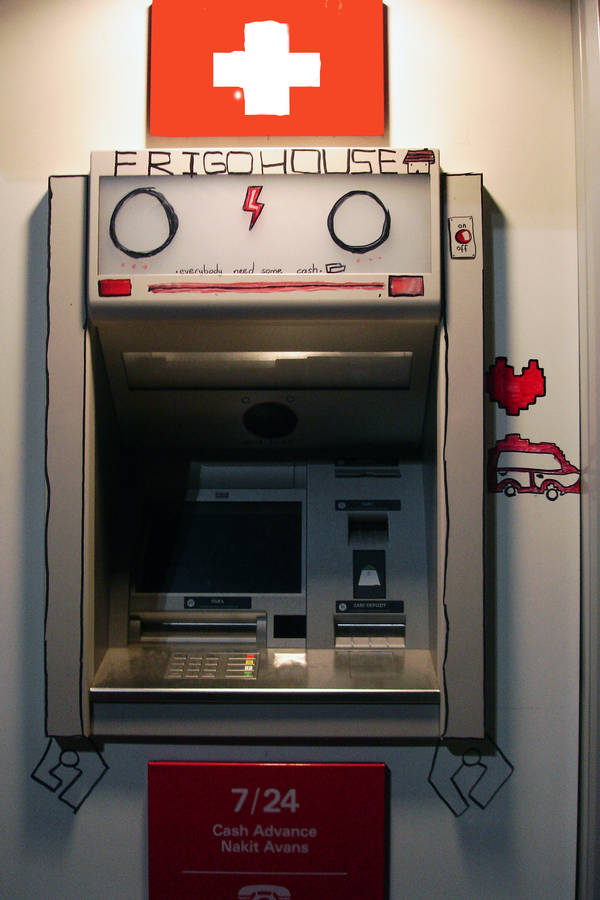 robotic atm by frigohouse