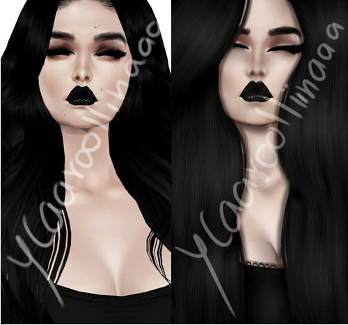 how to change preview avatar on imvu