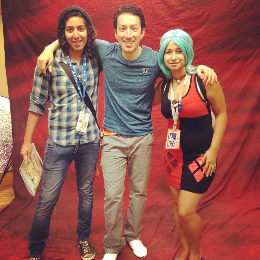 Todd Haberkorn at Anime California by Jacks-sis13